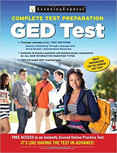 GED Test Prep: LearningExpress LLC Editors: 9781576856055: Amazon ...