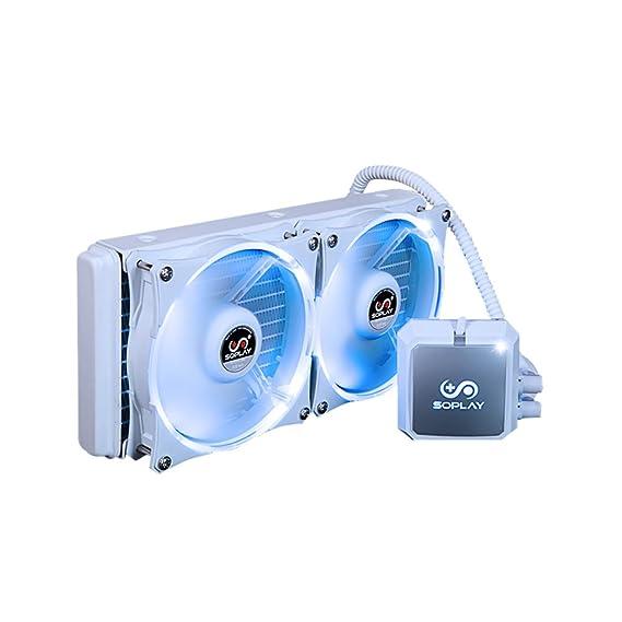 KKmoon soplay Liquid congelar sistema de refrigeración de agua CPU ...