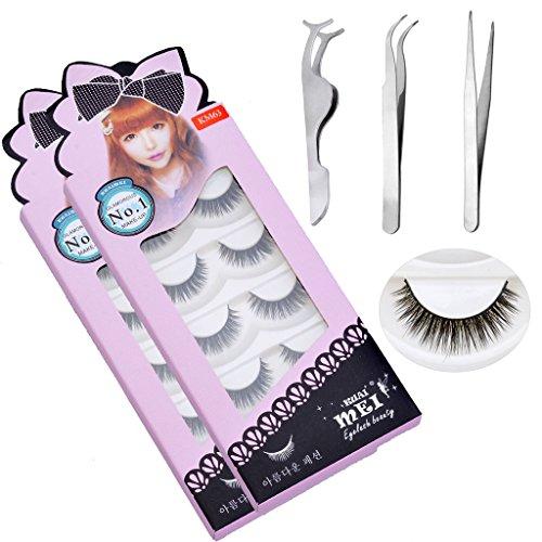 CCbeauty Eyelashes Lashes Extension Tweezers product image