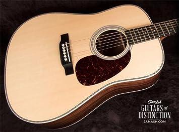 Martin HD-28 Dreadnought Guitarra Acústica (SN: 2078161): Amazon.es: Instrumentos musicales