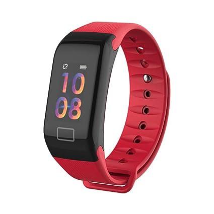 JDTECK LG Q9 Fitness Bracelet, podómetro Smartwatch con transmisor ...