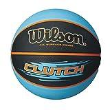 Wilson Clutch Blue/Black basketball, Official Size