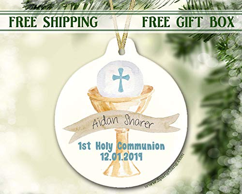 - First Communion Gift for Boy, 1st Holy Communion Gift for Boy