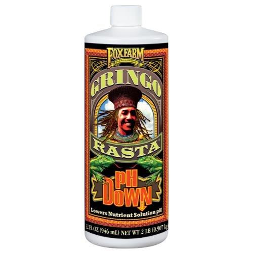 FoxFarm Gringo Rasta pH Down Quart