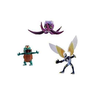 Invizimals Kraken Uberjackal - Ciclops + 3 cartas de ...