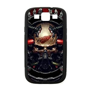 Custom Unique Design NHL Detroit Red Wings Samsung Galaxy S3 Silicone Case