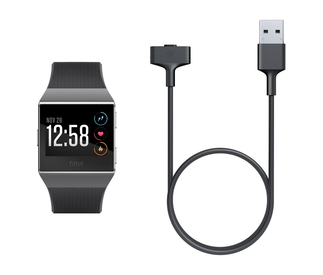 Fitbit Ionic Retail Charging Cable, 1 Count FITBZ B074TJCD29