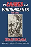 img - for On Crimes and Punishments book / textbook / text book