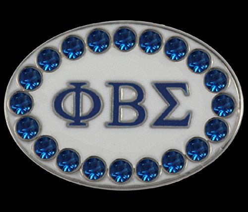 Phi Beta Sigma 1'' Cuff Links W/stones