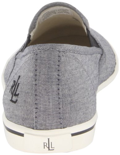 Lauren Ralph Lauren Damen Janis Fashion Sneaker Grau