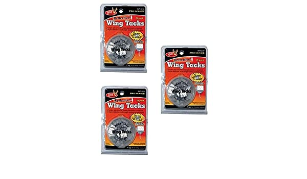 White Hme Products Wing Tack