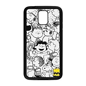 Cosy snoopy family Cell Phone Case for Samsung Galaxy S5 hjbrhga1544