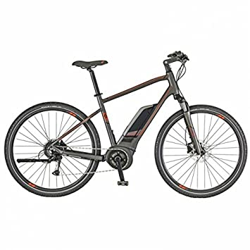 Scott E-Sub Cross 20 Men, Color Gris, tamaño Medium