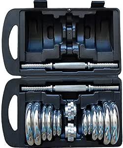 Delta Ds 12505 Döküm Parlak Krom Bar Seti, Unisex, Siyah, 20 kg