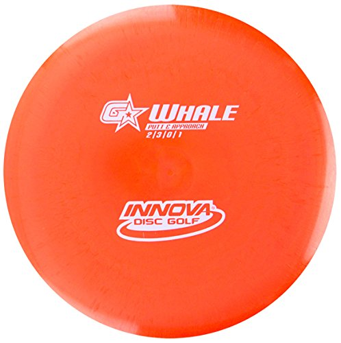 Innova GStar Whale (ASSORTED COLORS) (170-175 grams) ()