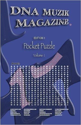 Book Pocket Puzzle: Volume 1 (Dna Muzik Magazine)