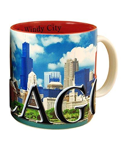 Chicago ONE Oz City Coffee
