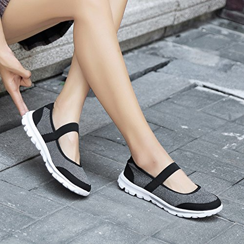Non Slip Black Sale Breathable Casual Shoes Clearance Women Shoes Fashion Sneakers For ,Farjing Shoes Fitness Women PddgFqZC