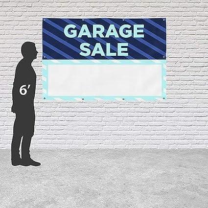 CGSignLab Modern Block Heavy-Duty Outdoor Vinyl Banner Black Friday Sale 8x8