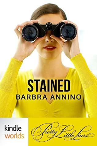 book cover of Stained