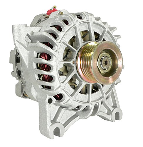 DB Electrical AFD0059 New Alternator For Ford Mustang 4.6L 4.6 99 00 01 02 03 04 1999 2000 2001 2002 2003 2004 8252 112954 XR3U-10300-AA XR3U-10300-AB XR3U-10300-AC XR3Z-10346-AA 400-14040 A250-283N
