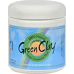 Green Clay Mask Powder 8 Ounces
