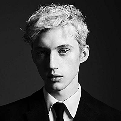 MOTIVATION4U Troye Sivan Mellet, a South African-Born Australian Singer, Songwriter, Actor, and YouTube Personality 12 X 18 inch Poster