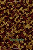 Undated Camo Hunter Daily Planner: Small Mini Calendar With Address Book; Fit In Purse & Pocket; Monthly & Weekly Goals Journal With Inspirational Quotes; Suitable For Hikers, Campers & Huntsman