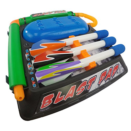 Marky Sparky Blast Pad Missile Launcher