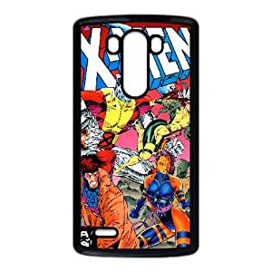 LG G3 Cell Phone Case Black X Men ZUE Ichief Phone Case