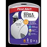 :First Alert, Battery Smoke & Co Combination Alarm