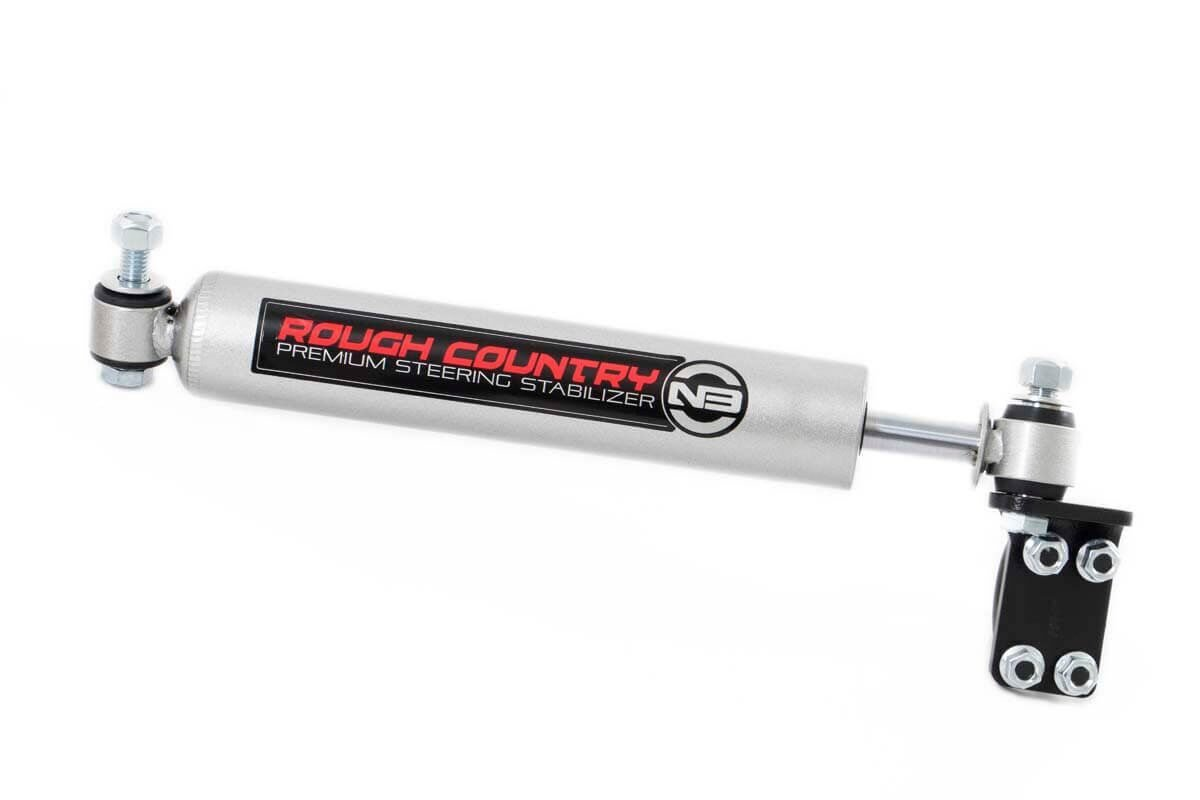 Rough Country 8731830 Steering Stabilizer