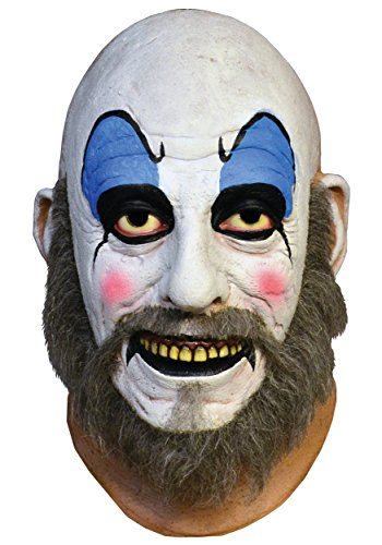 Trick or Treat Studios Men's House Of 1 000 Corpes-Captain Spaulding Mask, Multi, One Size -