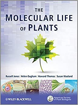 The Molecular Life of Plants by Russell L. Jones (2012-10-12)