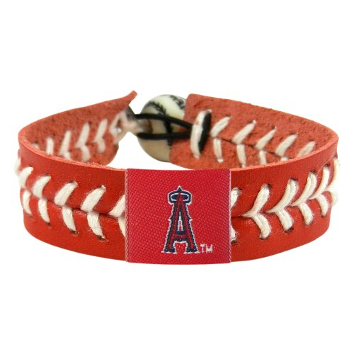 (Los Angeles Angels Team Color Gamewear Bracelet)