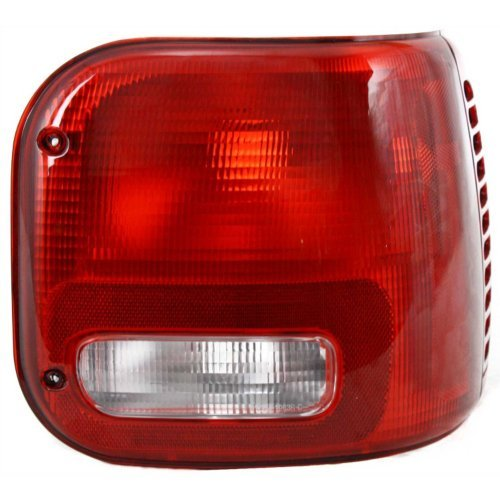 Dodge VAN Replacement Tail Light Unit - Passenger (01 Dodge B2500 Van)