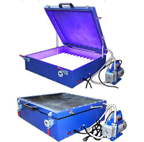 Huanyu 6070 Precise Vacuum UV Exposure Unit Machine for sale  Delivered anywhere in USA