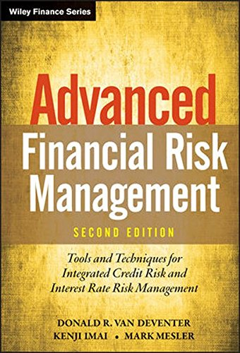 Advanced Financial Risk Management: Tools and Techniques for Integrated Credit Risk and Interest Rate Risk Management (Interest Rate Models compare prices)