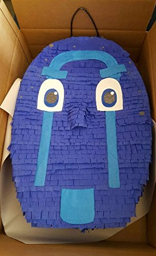 Night Ninja Face Pinata inspired by Pj Masks
