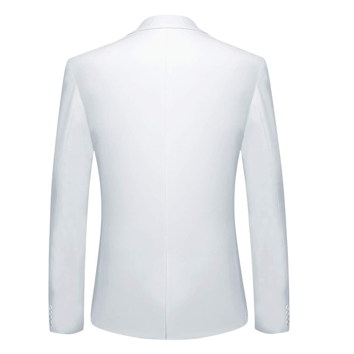 Hombre Youthup Traje Para Hombres Blazer Y Pantalones Elegantes Trajes Para Hombre De Vestir Ropa Grupobrtelecom Com Br