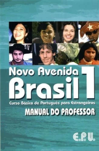 Download Novo Avenida Brasil: Teacher's Book 1 (Portuguese Edition) pdf