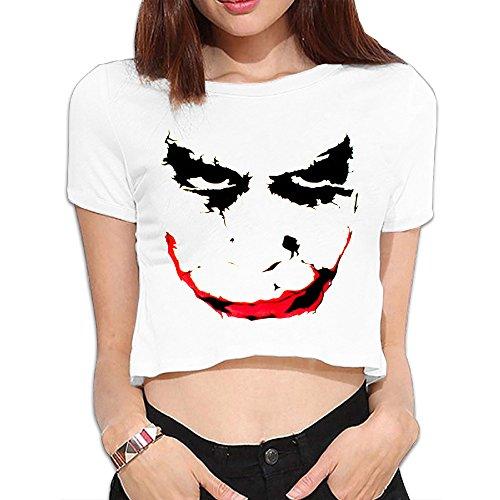 TLK Custom Women Joker Midriff -