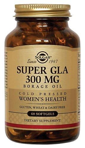 Solgar, Super GLA 300 mg, 60 capsules