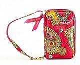 Bella Taylor Wristlet Wallet (Jazzberry)