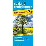 Cuxland - Teufelsmoor: Radwanderkarte mit Ausflugszielen, Einkehr- & Freizeittipps, wetterfest, reissfest, abwischbar, GPS-genau. 1:100000 (Radkarte / RK)