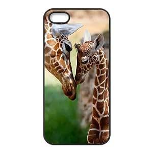 ANCASE Diy Giraffe Selling Hard Back Case for Iphone 5 5g 5s
