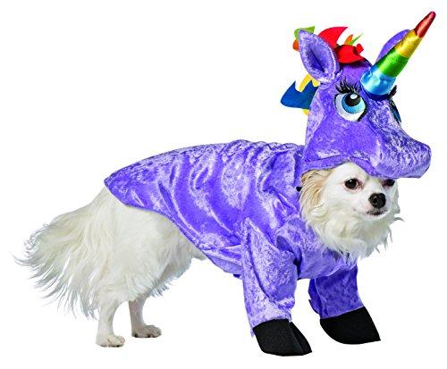 Rasta Imposta Unicorn Dog Costume, Medium