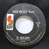 El Chicano 45 RPM El Tirado - Part i / El Tirado - Part II