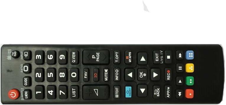 Reemplazo mando a distancia para LG lb5550 55lb5550 47LB5700 50lb5700 55lb5700 LCD LED 3d Plasma Smart HDTV TV: Amazon.es: Electrónica
