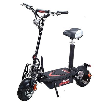 Scooter Electrico con Asiento Fuera del Camino Patinete ...